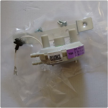 Interruptor pressão diferencial TBK Type K 132