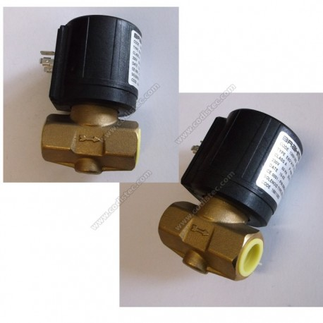Solenoid coil BE6*GMO Code 18811000