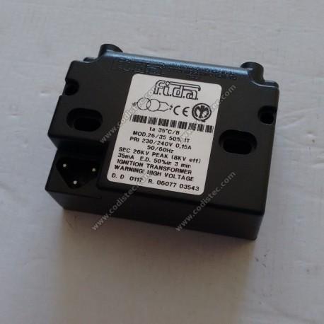 Transformador Fida Mod.26 / 35