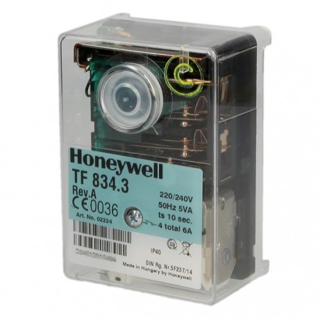 Controlador HONEYWELL TF 834.3 rev. A