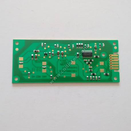 Ariston Blu Eco 50 V ES electronic circuit