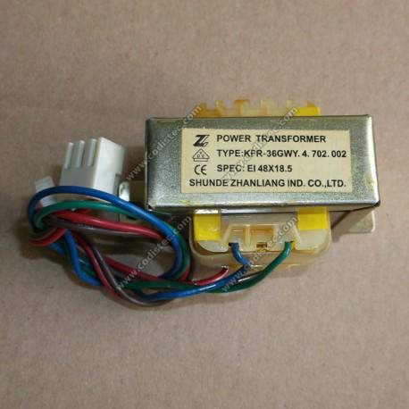 Electric Transformer KFR-36GWY.4. 702. 002