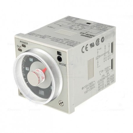 Programmable timer H3CR-A8 AC100-240