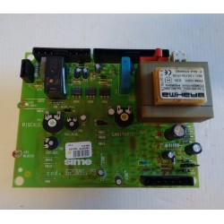 Electronic board for boiler Sime 62306.79