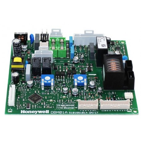Electronic board DBM01A DOMIPROJECT