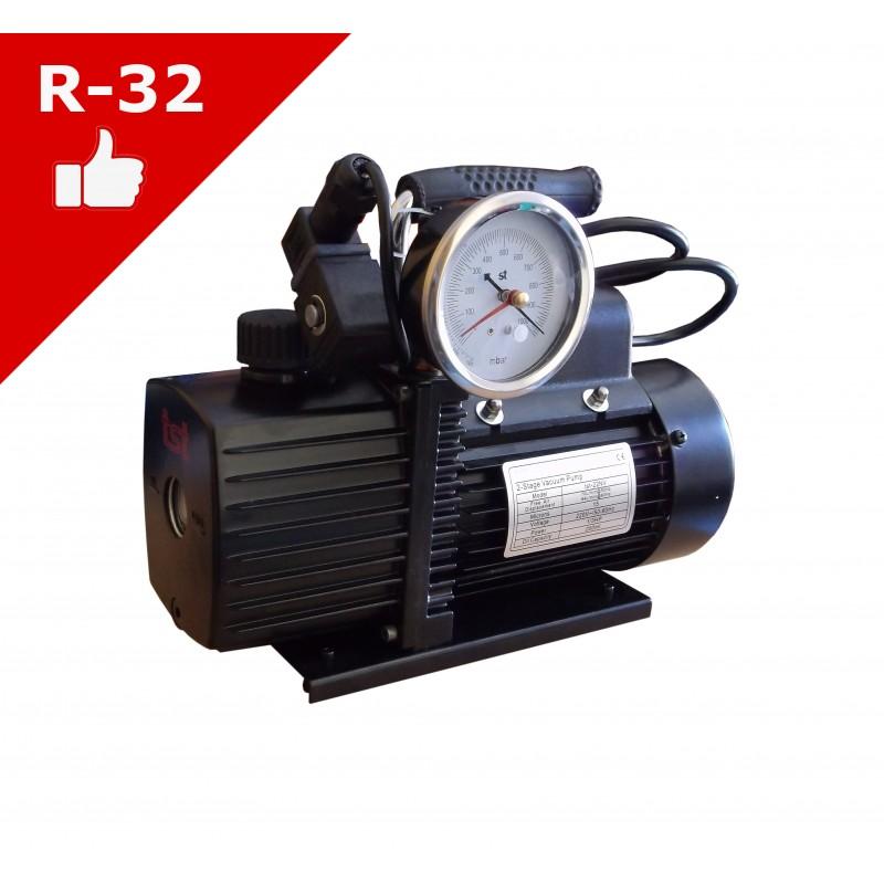 Double stage vacuum pump TST-22NV