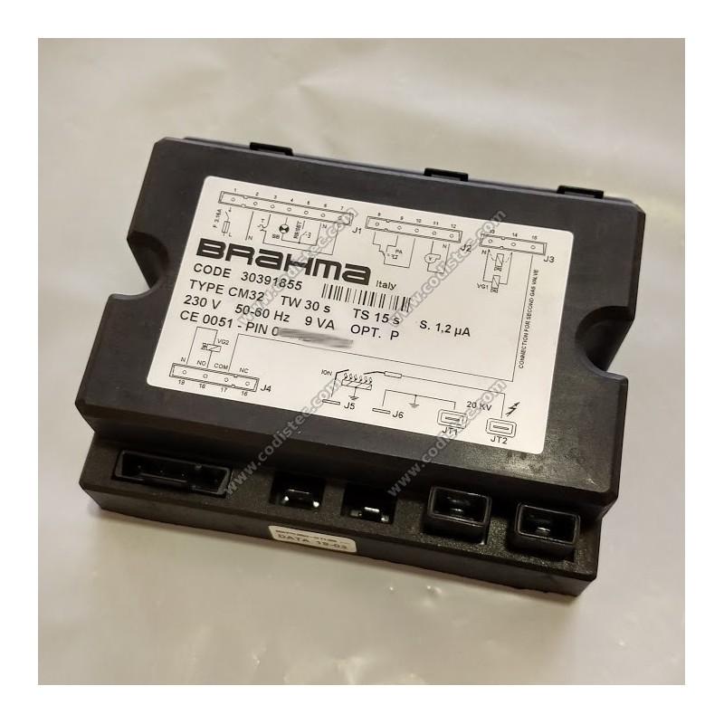 BRAHMA Type CM32 Code: 30391855