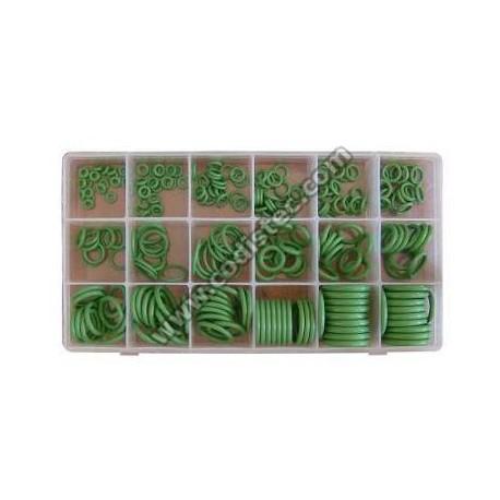 Oring verde para refrigeração (caixa)