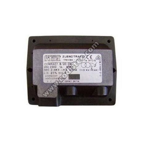 Transformador de ignição FIDA Treviso Compact 8/20 CM 2X4KV