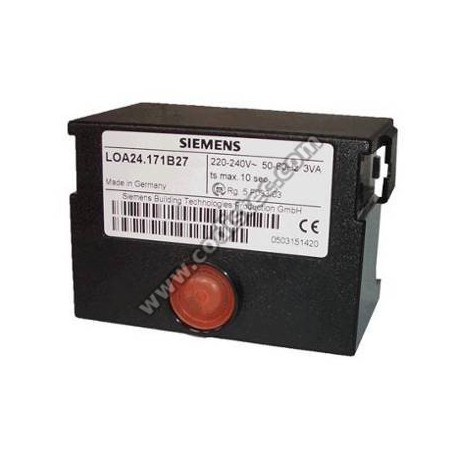 Electronic controller LOA24.171B27