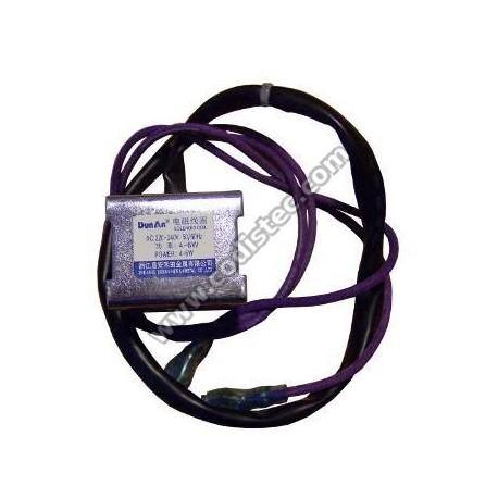 Solenoid coil DUNAN 4 - 6 W