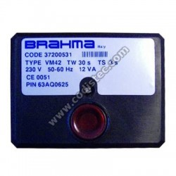 Electronic controller BRAHMA Type VM42