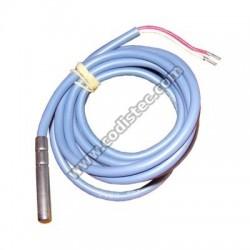Sonda NTC 10K -40º a +150º 1,5mt cabo silicone