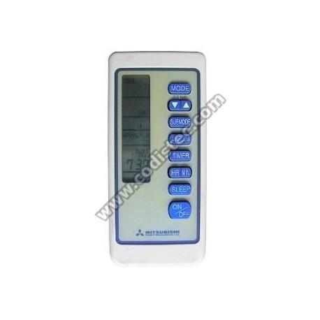 Remote controler Misubishi RKN502A