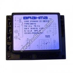 BRAHMA CM31U 37056002 Electronic controller