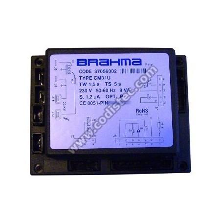 Electronic controller BRAHMA CM31U