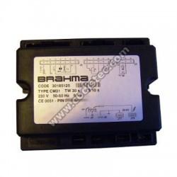 Controlador electronico BRAHMA Type CM31 30185125