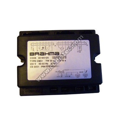 Electronic controller BRAHMA Type CM31 30185125