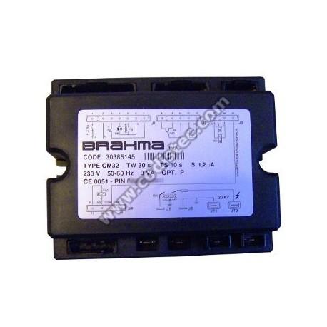 Controlador electronico BRAHMA Type CM32