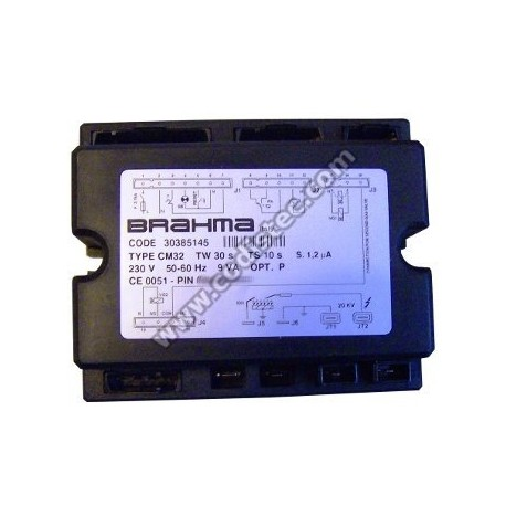 Electronic controller BRAHMA Type CM32