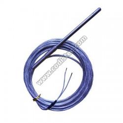 NTC probe 10K -50ºC +250ºC 1,5mt