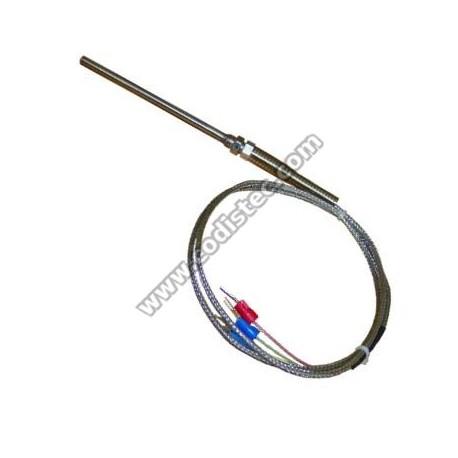 Sensor PT100 -50ºc to 400ºc