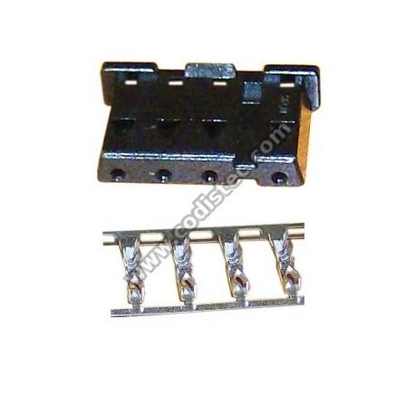 Ficha 4 para controlador BRAHMA Type CM