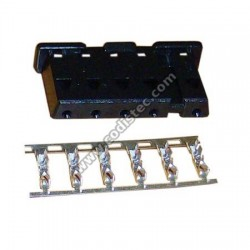Connector plug 5 pins for BRAHMA Type CM