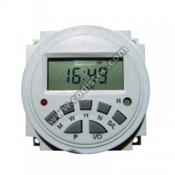 Programador horário digital TM-20 A