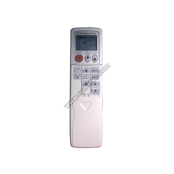 dp receiver remote and par controller wireless expanded mitsubishi e electric open view click to