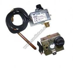 Termostato com rearme manual 98ºC / 100ºC
