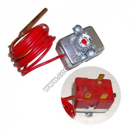 Termostato TR96803 regulação sem eixo 0º a 90º