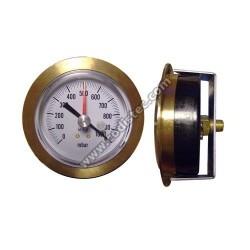 Manómetro vacuômetro 80mm...