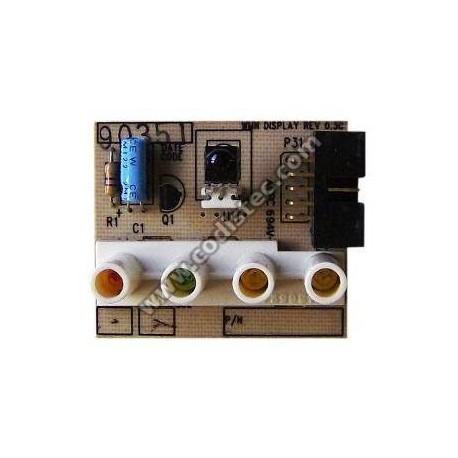Recetor Infravermelhos electra WMN REV 0.3