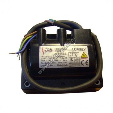 Transformador ignição Cofi TRE820 2x4kv