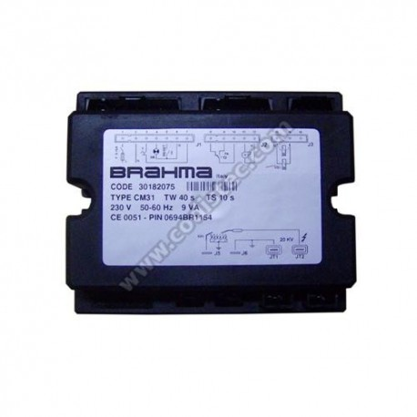 Electronic controller BRAHMA Type CM31 30182075