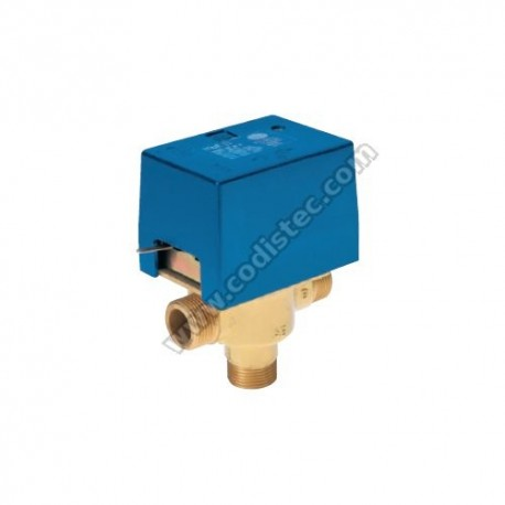 "3 way valve SF15 1/2"" M"