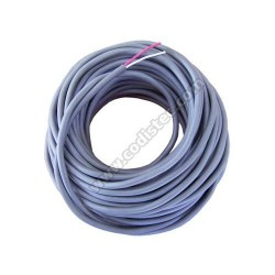Silicone cable 2 x 0,25mm2