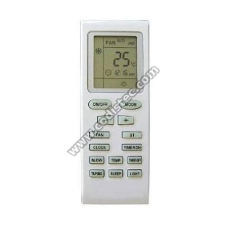 Remote control YB1FA
