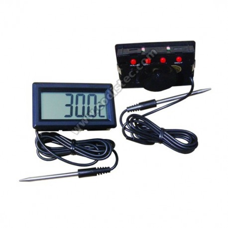 Digital Thermometer -50 º to +300 º 57x33mm