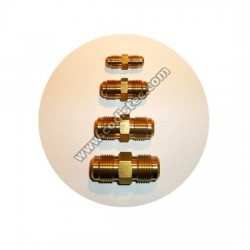 """Male coupling 3/8"""" x 3/8"""" SAE"""