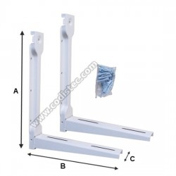 Brackets for air conditioning 490x370