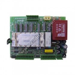 Electronic card Hoonved 34514