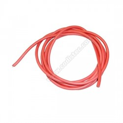 High Voltage Silicone Cable 4mm x 1mm
