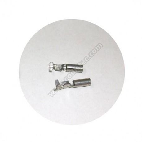 Terminal para electrodo de ignição 4mm