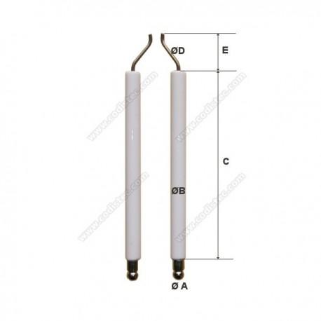 Electrodos Bentone