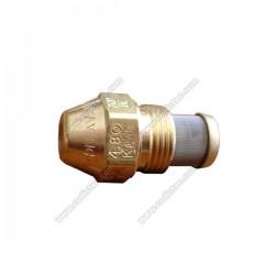 Delavan nozzle 1.25 GPH 60W 4.80Kg/h
