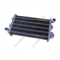 Heat exchanger air / water 30.000 kcal/h