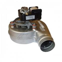Ventilador para ar quente LN2 srl E25CA027N