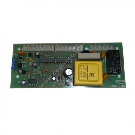 Placa electrónica 190037018d Gavina GTi